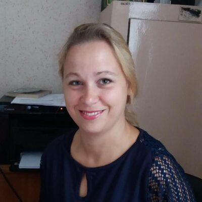 Вікторія Гамова